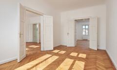 Pronájem bytu 3+1, centrum Prahy 1, Vodičkova ul.